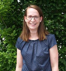 Rebecca Dürr - Geschäftsführerin